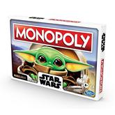 Galda spēle Monopols The Mandalorian: The Child