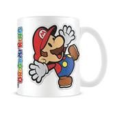 Krūze Paper Mario Sticker