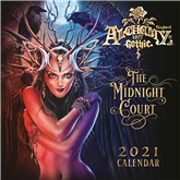 Календарь Alchemy 2021