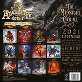 Kalendārs Alchemy 2021