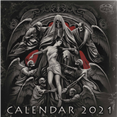 Календарь Spiral 2021
