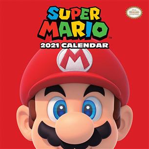Kalendārs Super Mario 2021