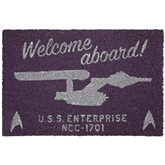 Door mat Star Trek