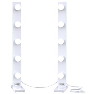 Подсветка для туалетного столика Lamps4makeup 5+5 Premium PREMIUM5