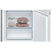 Iebūvējams ledusskapis, Bosch (178 cm)