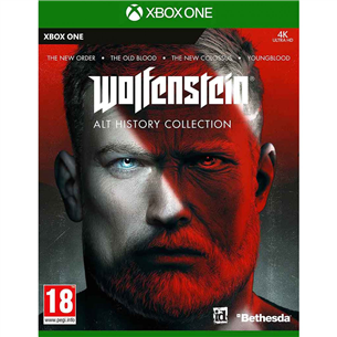 Xbox One game Wolfenstein: Alt History Collection