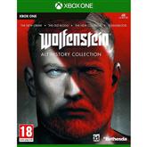 Игра Wolfenstein: Alt History Collection для Xbox One