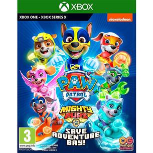 Spēle priekš Xbox One, Paw Patrol: Mighty Pups Save Adventure Bay!
