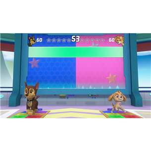 Switch game Paw Patrol: Mighty Pups Save Adventure Bay!