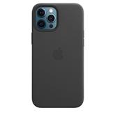 Кожаный чехол MagSafe для Apple iPhone 12 Pro Max