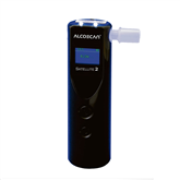 Breathalizer / charger Alcoscan Satellite 2