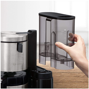 Kafijas aparāts Styline, Bosch