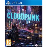 PS4 game Cloudpunk