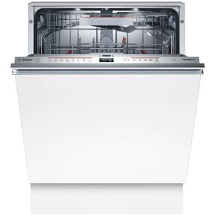 Интегрируемая посудомоечная машина Bosch (13 комплектов посуды) SMV6ZDX49E