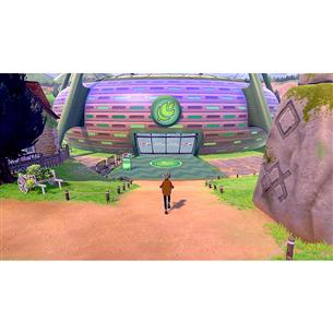 Spēle priekš Nintendo Switch, Pokemon Shield + Expansion Pass