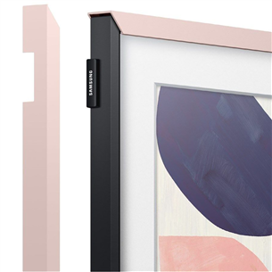 32 Customizable Bezel Samsung The Frame (pink)