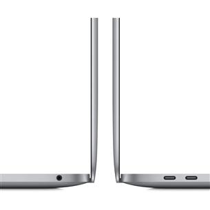 Portatīvais dators Apple MacBook Pro 13'' (Late 2020), RUS klaviatūra