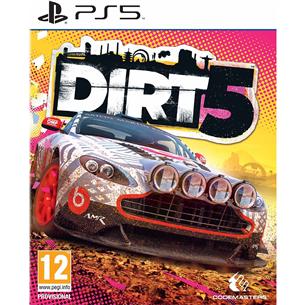 Spēle priekš PlayStation 5, Dirt 5 4020628715267