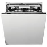 Интегрируемая посудомоечная машина Whirlpool (15 комплектов посуды)
