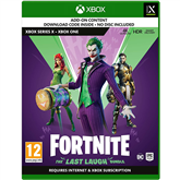Xbox One / Series X/S game Fortnite The Last Laugh Bundle