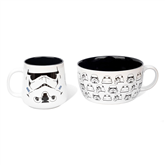 Mug and bowl Star Wars Stormtrooper