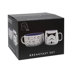 Кружка и чаша Star Wars Stormtrooper