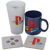 Krūzīšu dāvanu komplekts Playstation Classic