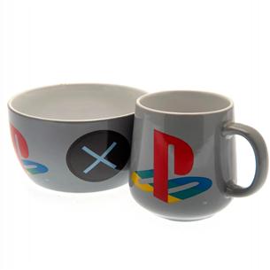 Krūze un bļodiņa Playstation Classic