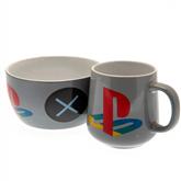 Кружка и чаша Playstation Classic