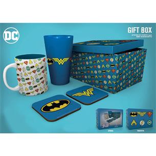 Krūzīšu dāvanu komplekts DC Comics