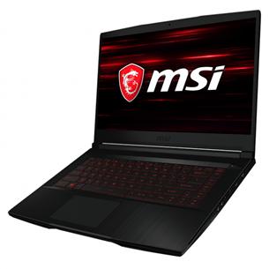 Portatīvais dators GF63 Thin 10SCSR, MSI