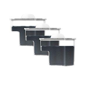 Kaļķakmens ūdens filtru kasetnes Smart, Laurastar / 3 gab 606.7830.750
