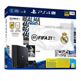 Gaming console Sony PlayStation 4 Pro Real Madrid Edition (1 TB)