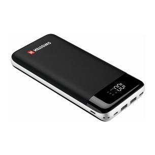 Портативное зарядное устройство Black Core, Swissten (30000mAh) SW-PWB-BLC-30000