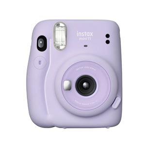 Momentfoto kamera Instax Mini 11 + fotopapīrs instax mini, Fujifilm 4779051160136
