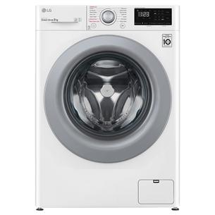 Veļas mazgājamā mašīna, LG (9 kg) F4WN209S4E