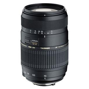 Objektīvs 70-300/4,0-5,6 DI priekš Nikon Motor, Tamron