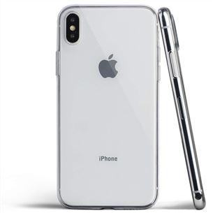 Silikona apvalks priekš iPhone XS Max, Mocco