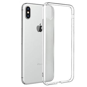 Silikona apvalks priekš iPhone X/XS, Mocco