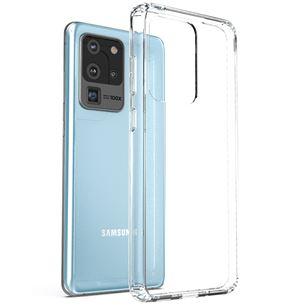 Silikona apvalks priekš Galaxy S20 Ultra, Mocco
