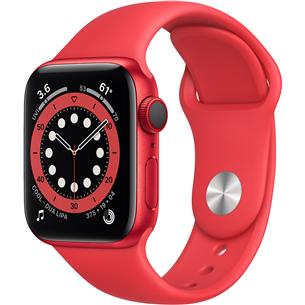 Viedpulkstenis Apple Watch Series 6 (40 mm) GPS + LTE M06R3EL/A
