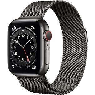 Apple Watch Series 6 Steel (40 mm) GPS + LTE M06Y3EL/A