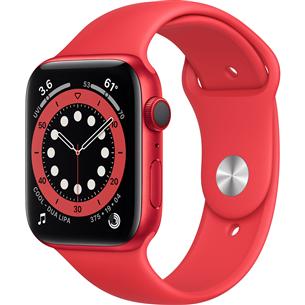 Viedpulkstenis Apple Watch Series 6 (44 mm) GPS + LTE M09C3EL/A