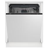 Интегрируемая посудомоечная машина Beko (14 комплектов посуды)