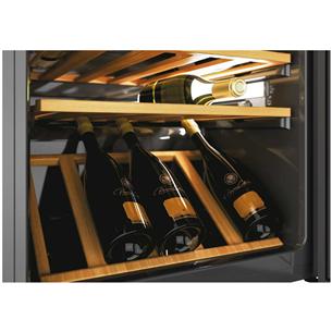 Vīna skapis, Hoover (82 pudelēm)