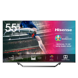 55'' Ultra HD LED LCD-телевизор Hisense 55U7QF
