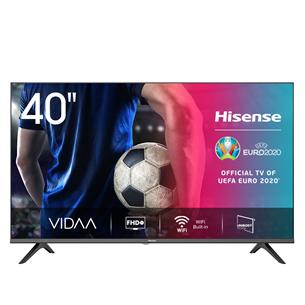 40'' Full HD LED LCD televizors, Hisense 40A5600F