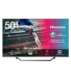 50 Ultra HD 4K televizors, Hisense