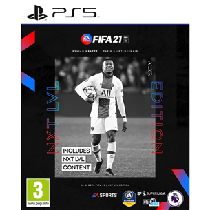 Spēle priekš PlayStation 5, FIFA 21 NXT LVL Edition 5030935124576