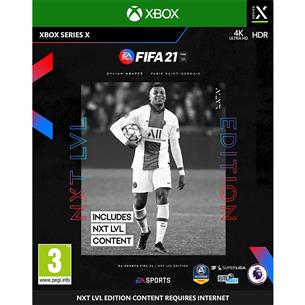 Spēle priekš Xbox Series X, FIFA 21 NXT LVL Edition